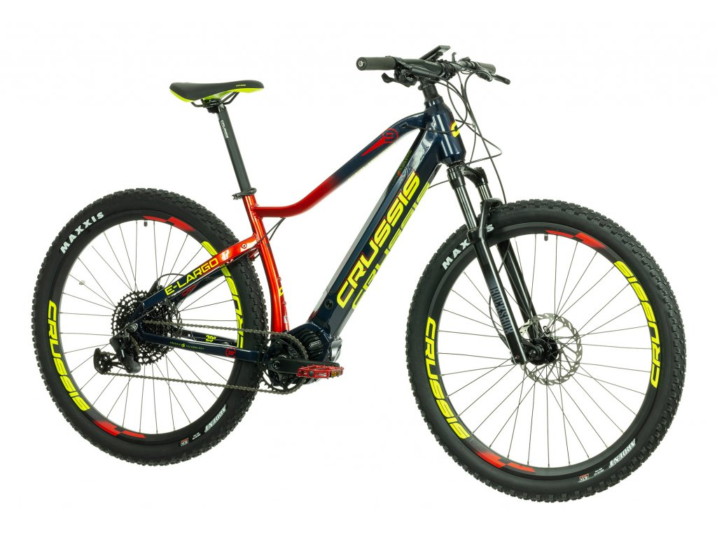 Crussis Horský elektrobicykel e-Largo 9.7-M (2022)