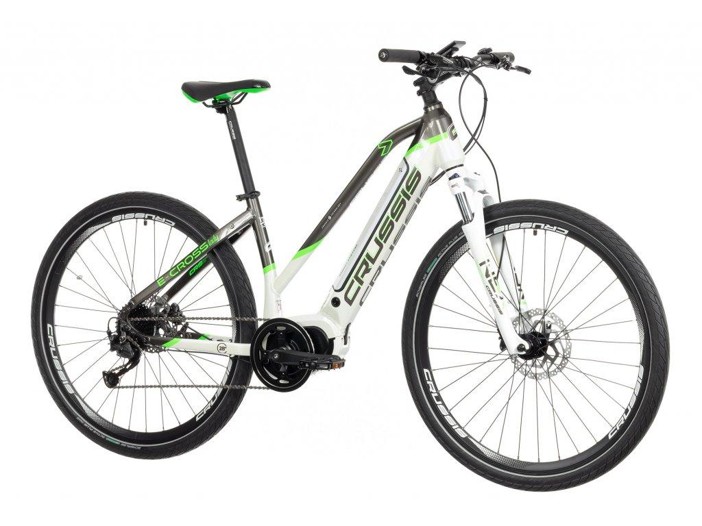 Crussis Dámsky krosový elektrobicykel e-Cross lady 7.7 (2022)