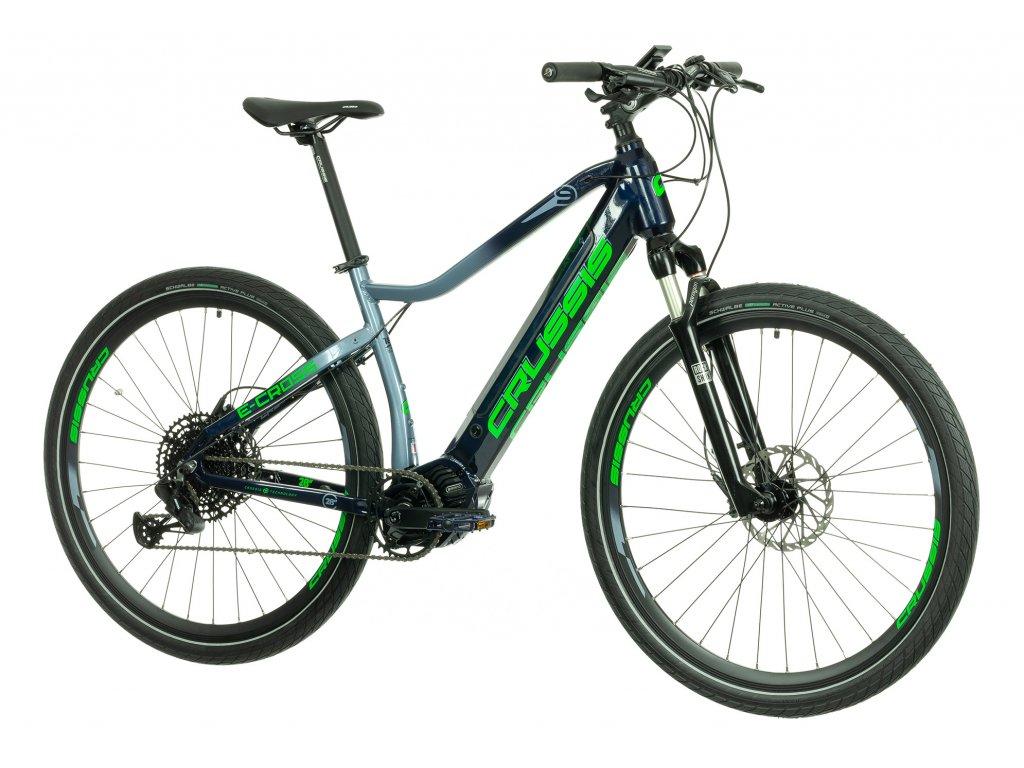 Crussis Pánsky krosový elektrobicykel e-Cross 9.7-S (2022)