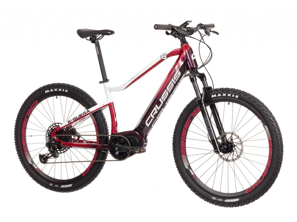 Crussis Dámsky horský elektrobicykel e-Guera 8.7-M (2022)