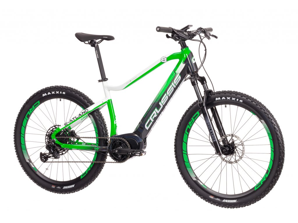 Crussis Horský elektrobicykel e-Atland 8.7-L (2022)