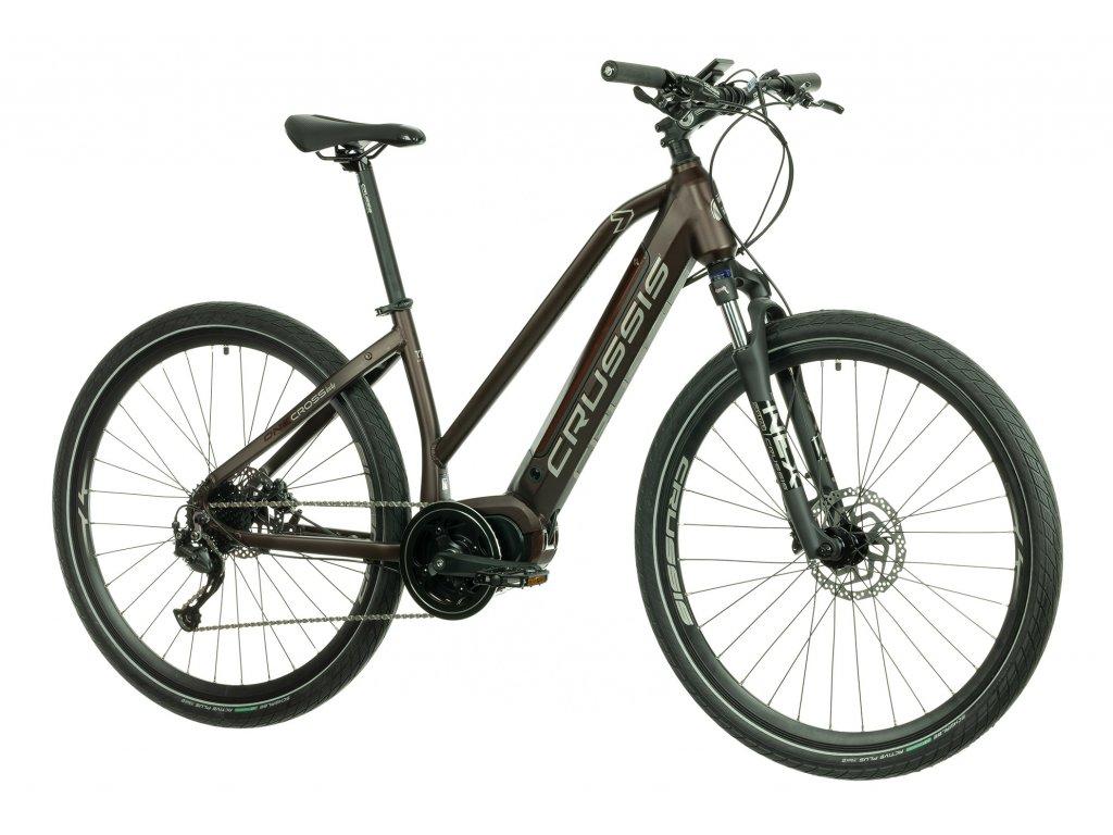 Crussis Dámsky krosový elektrobicykel ONE-Cross lady 7.7-M (2022)
