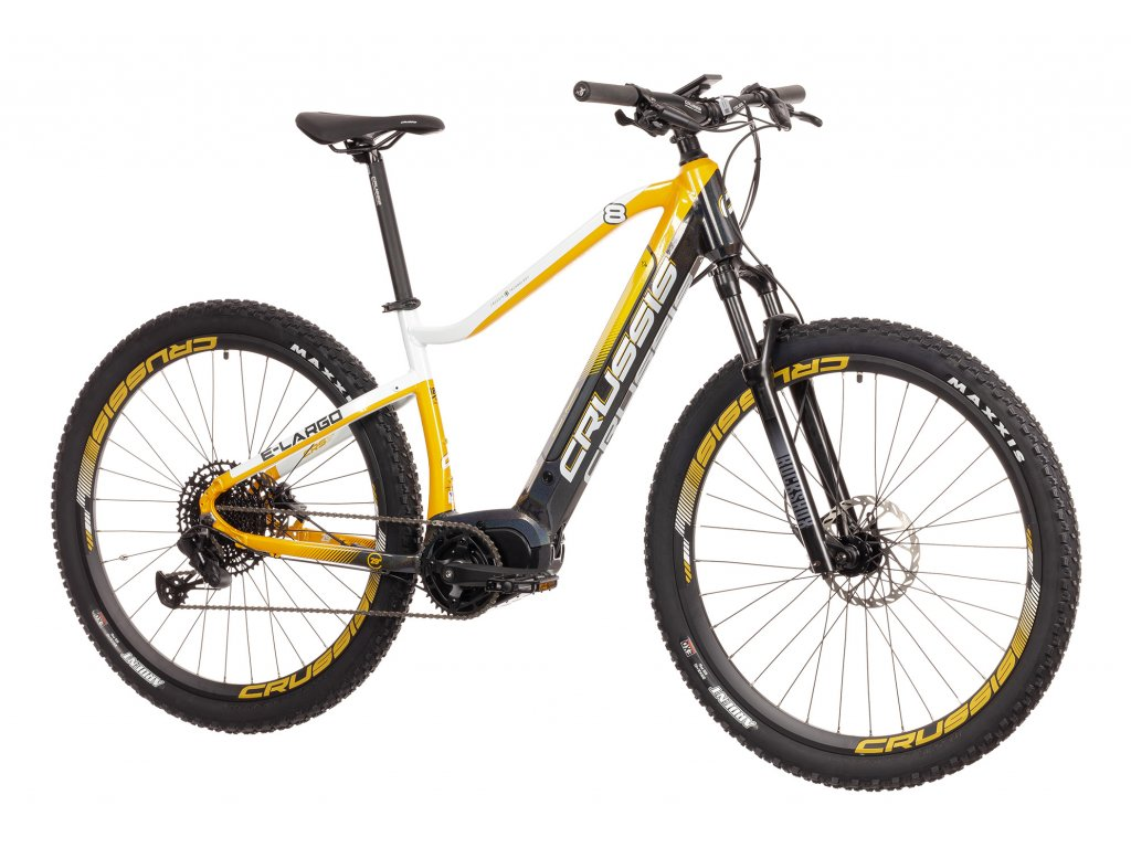 Crussis Horský elektrobicykel e-Largo 8.7-L (2022)