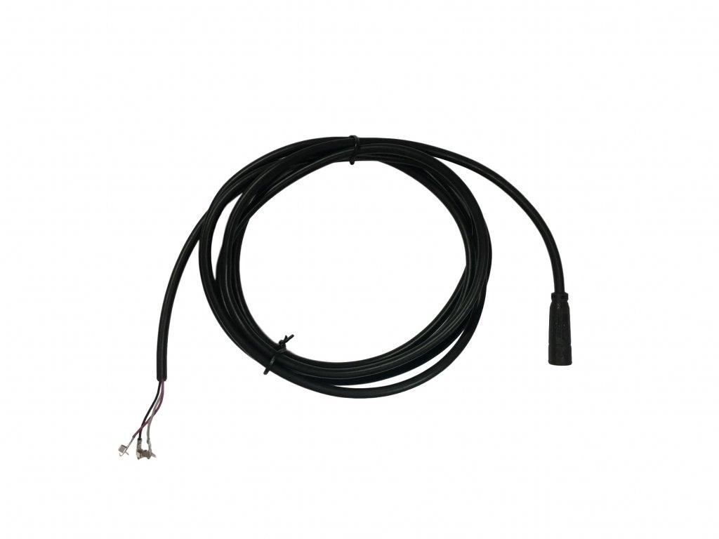 Crussis Propojovací kabel akcelerační páčky pro sady s nosičovou baterií
