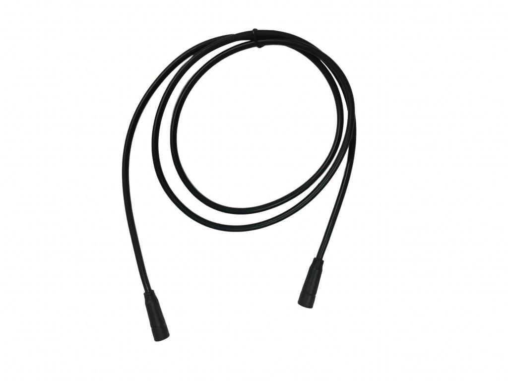 Propojovací kabel k plynové rukojeťi sady s rámovou baterií