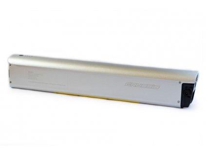 Baterie PANASONIC/SAMSUNG Li-ion 36V/14 Ah, plně integrovaná, stříbrná