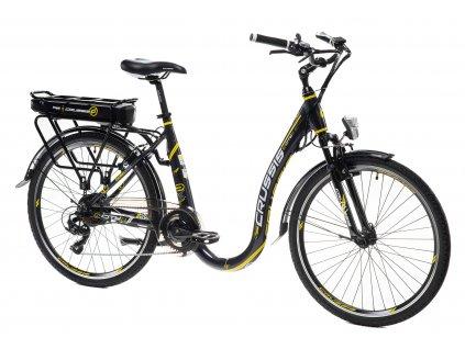 Crussis Mestský elektrobicykel s nízkym nástupom e-City 2.6 (2021) s