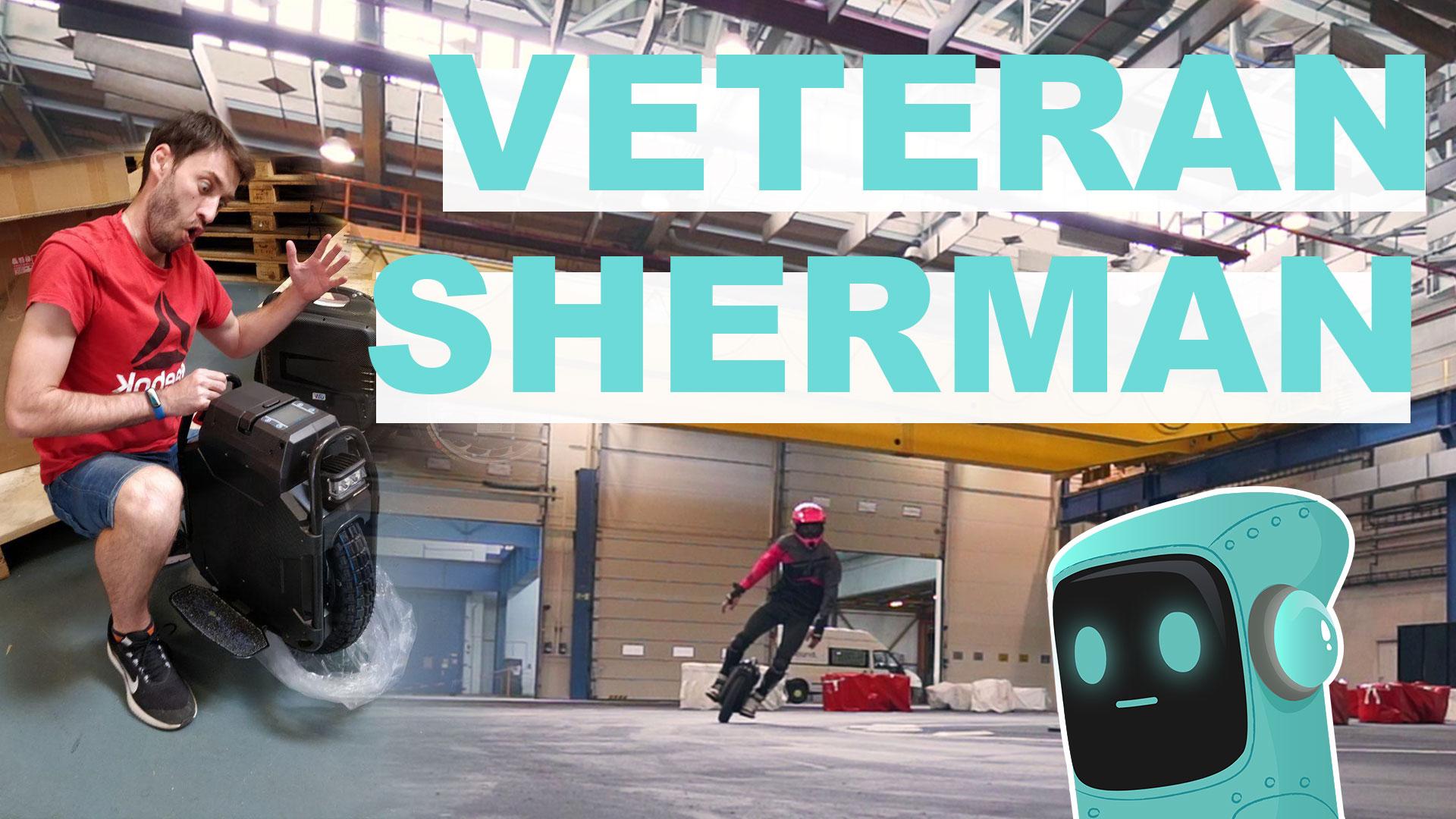 Veteran Sherman je tady. Porovnaní GotWay MSP a Veteran Sherman
