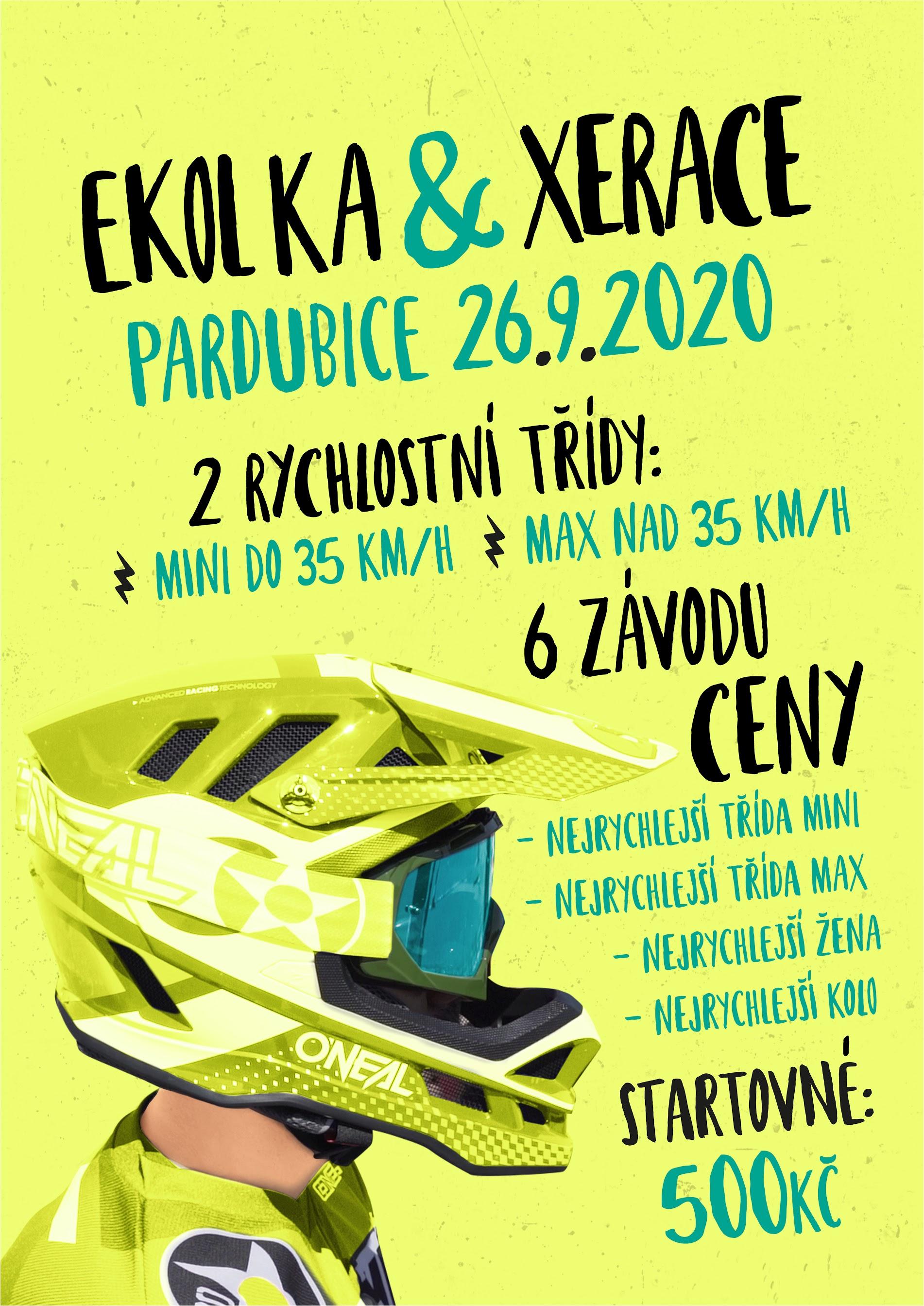 Ekolka & xErace Pardubice 2020