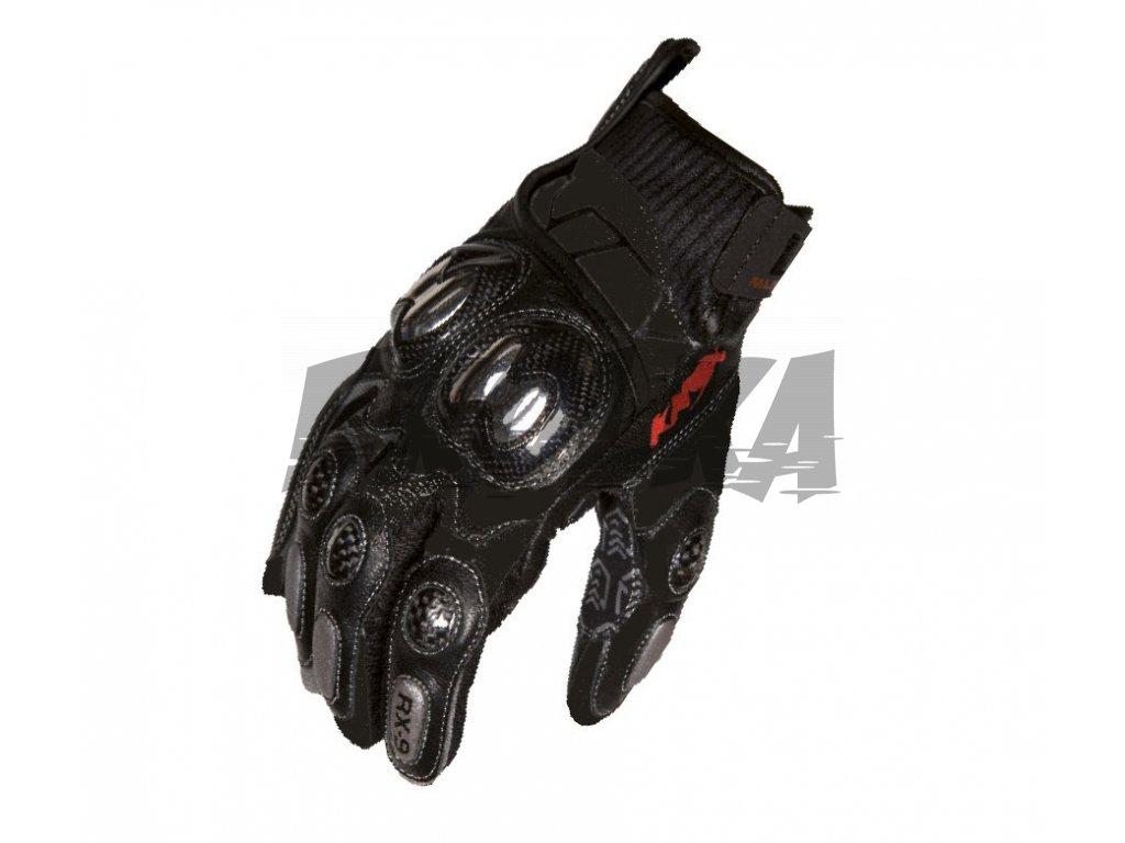 Nazran RX-9 vel. L (černá) rukavice