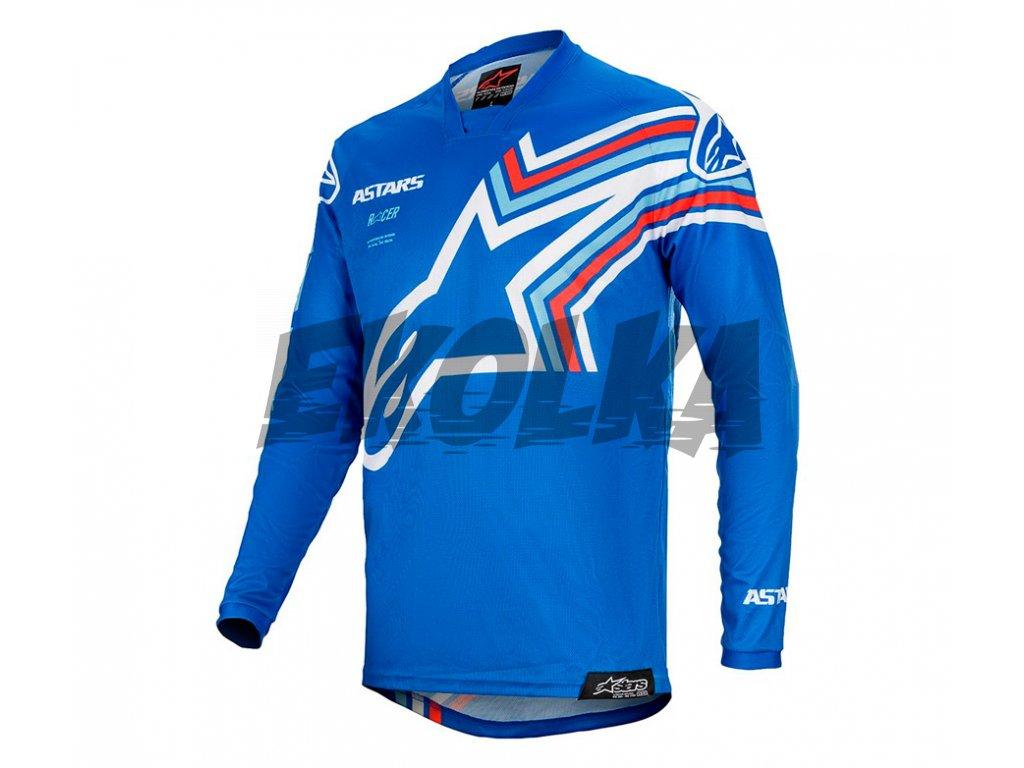 alpinestars racer braap jersey bluewht 1