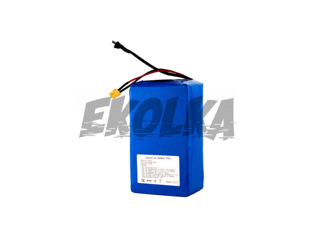 Náhradní baterie pro elektrickou jednokolku Veteran Sherman / 100V / 1600 Wh Li-ion akumulátor (Sanyo)