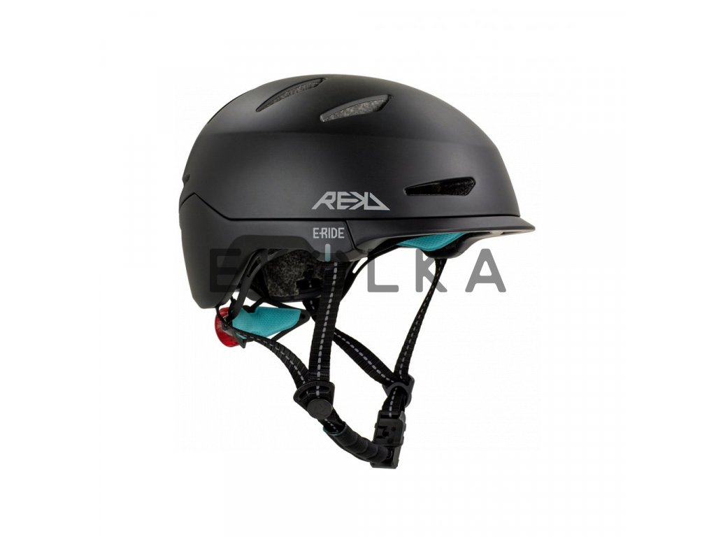 89702 3 rkd360 rekd urbanlite e ride helmet black main