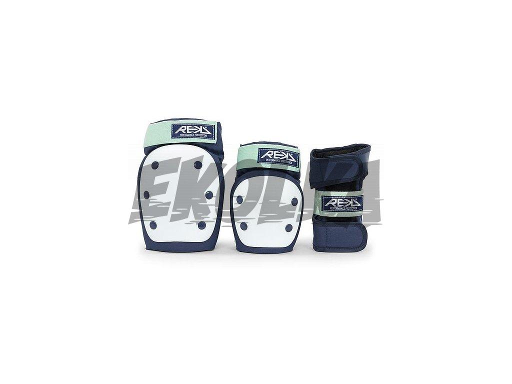 heavy duty triple pad set main mint