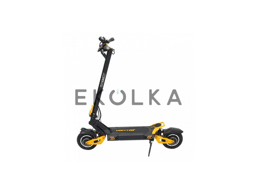 Vsett 10 Electric Scooter London Personal Electric Transport 540x540