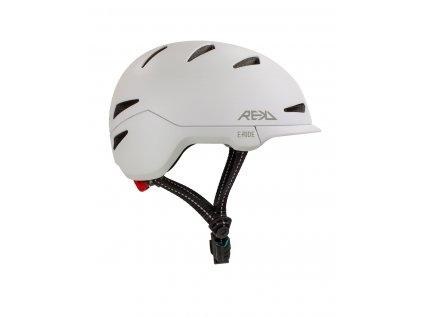 89705 6 rkd360 rekd urbanlite e ride helmet stone side