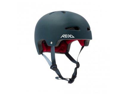 43388 rekd ultralite in mold blue helma