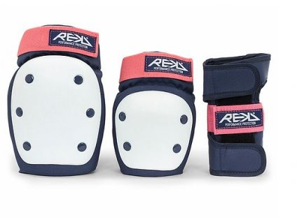 heavy duty triple pad set main pink