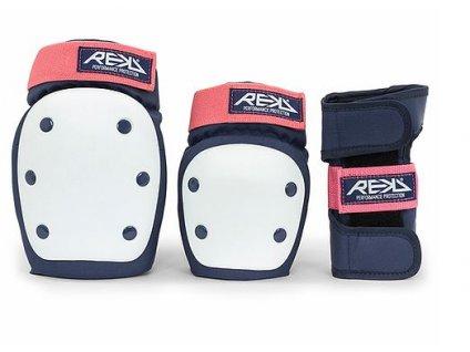 heavy duty triple pad set main pink
