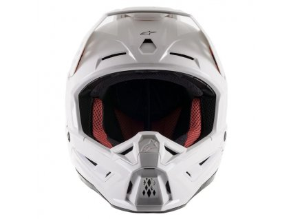 alpinestars s m5 solid ace white 2