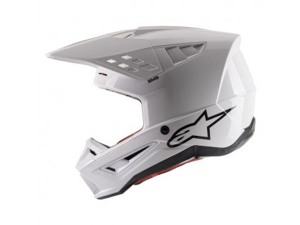 alpinestars s m5 solid ace white 1
