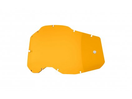 plexi racecraft 2 accuri 2 strata 2 100 usa tmave zlute anti fog i463219