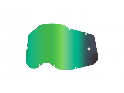 plexi racecraft 2 accuri 2 strata 2 100 usa zelene chrom anti fog i463230