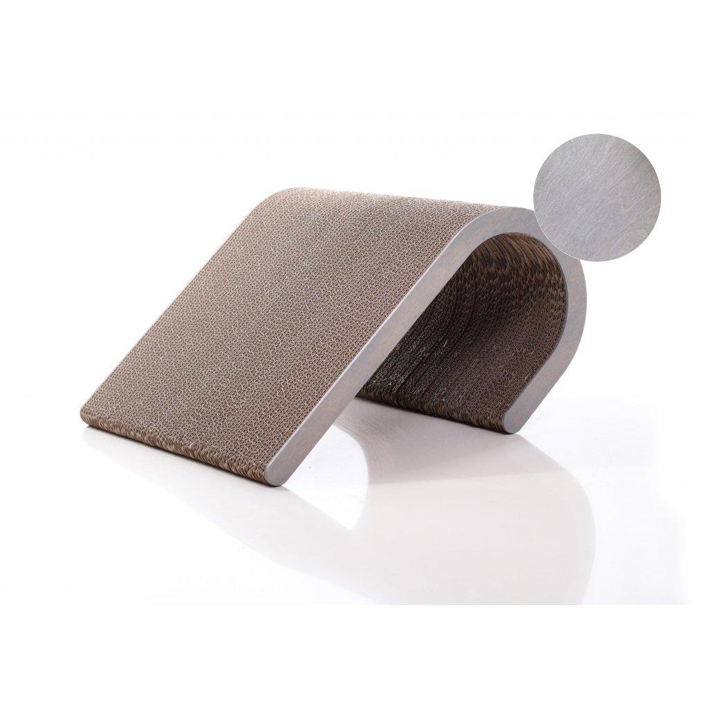 skrabadlo pro kocky BEND grey