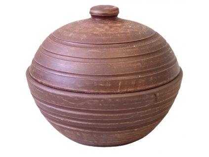 hrnec keramický na pečeni 135 mm 120 mm 0,550 L