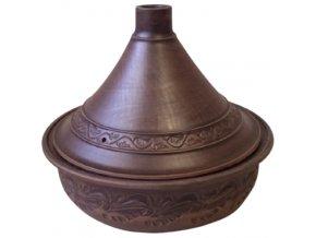 Hrnec keramický Tajine 2,5 L. rizna
