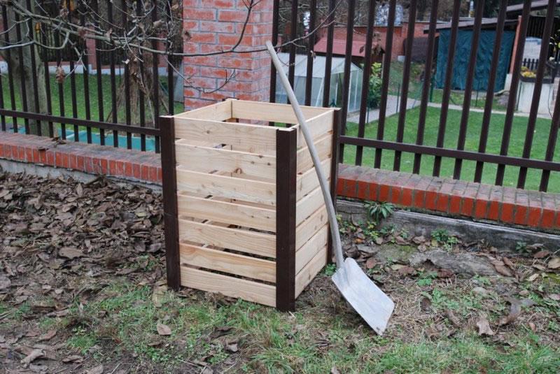 Kompostér JERY - 5 let na trhu a čím dál oblíbenější
