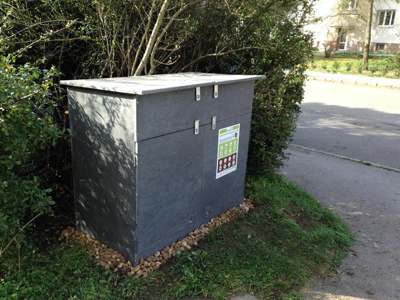 SIVA aneb kompostování nejen pro paneláky