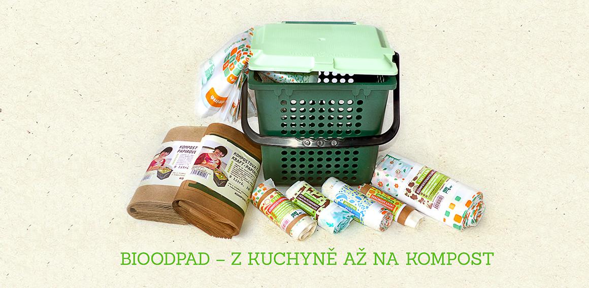 Bioodpad – z kuchyně až na kompost