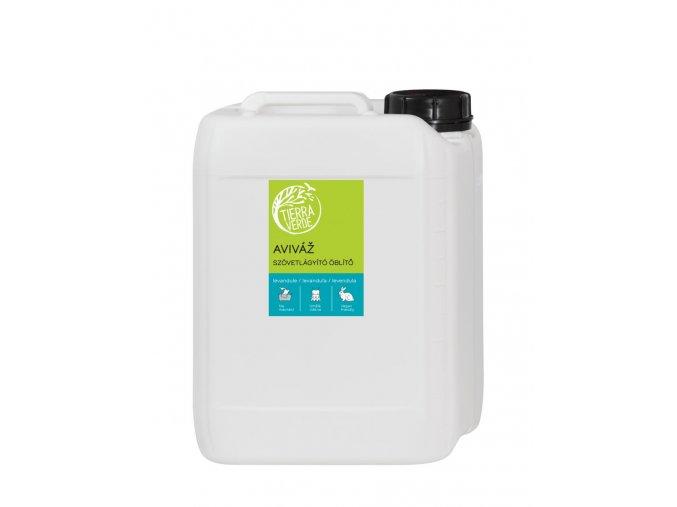 Aviváž s levandulovou silicí 5 litrů