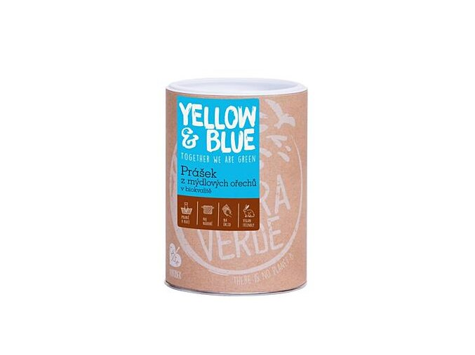 Prášek z mýdlových ořechů v biokvalitě dóza 500g