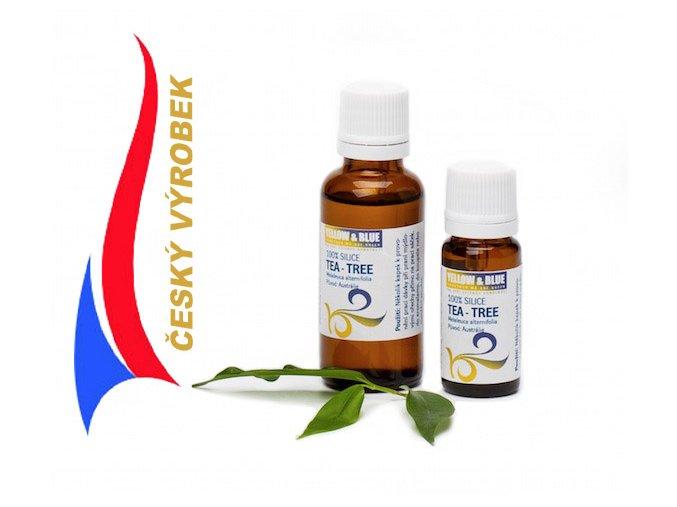 Tea Tree - 100% silice, 30 ml