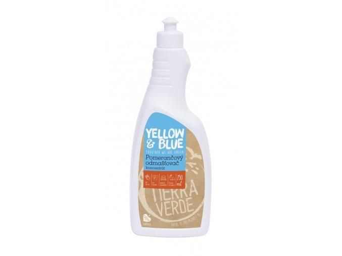 Pomerančový odmašťovač - koncentrát (láhev 750 ml)