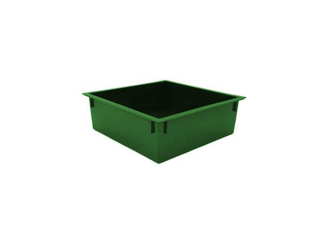 Vermikompostér VermiHut přídavné patro - tmavě zelené
