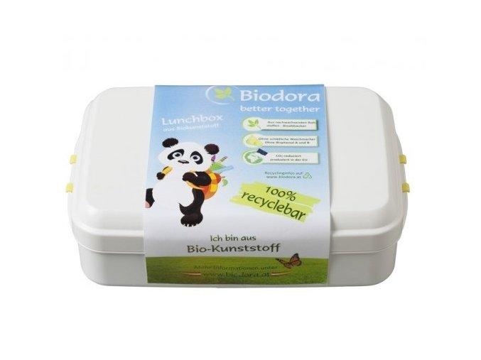 BioBox na jídlo s klipy, 0,8l Biodora