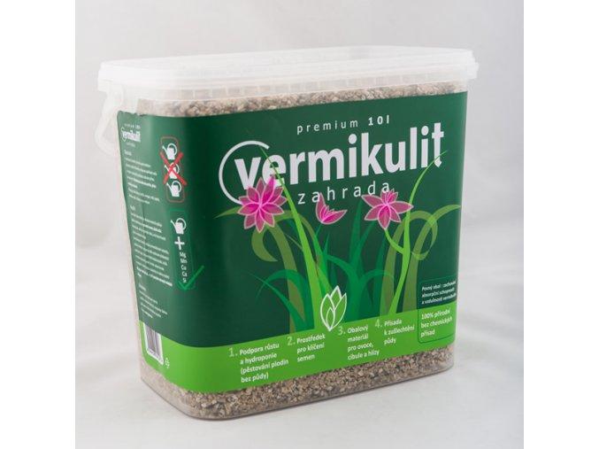Vermikulit ZAHRADA 10l