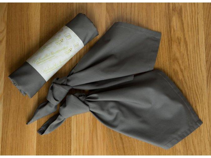 Kapesníky pánské - myší kožíšek
