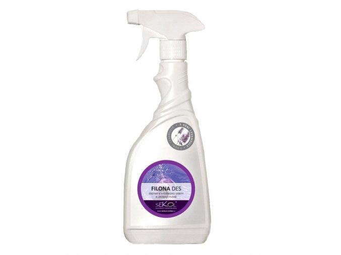 Filona des - enzymy pro hygienizaci (500ml)