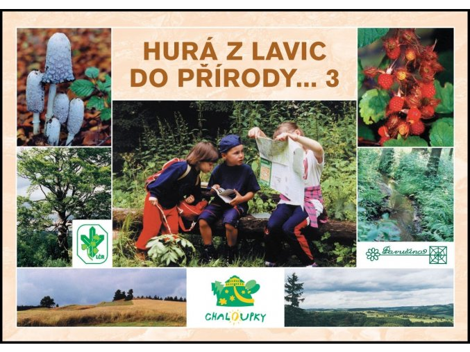 hura z lavic do prirody