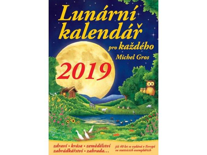 lunarni kalendar pro kazdeho 2019