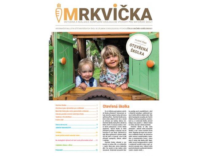 pavucina mrkvicka bulletin 01 2021