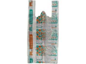 Kompostovatelné tašky KOMPOSTUJ.CZ (25 ks)