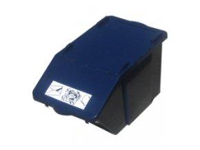 Plastová nádoba na tříděný odpad 45 l - modrá