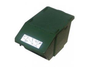 Plastová nádoba na tříděný odpad 45 l - zelená