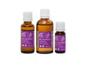 Levandule - 100% silice, 30 ml