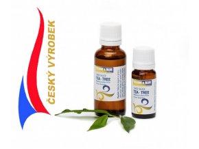Tea Tree - 100% silice, 10 ml